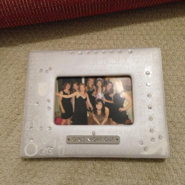 Find more Silver Girls Night Out Frame for sale at up to 90% off