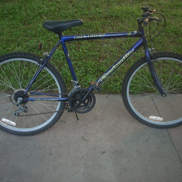 26 Inch MT Fury Roadmaster 15 Speed