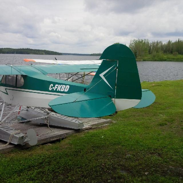 1947 Piper J3 Airplane For Sale C90-F Asking $31,000 Contact Jesse  Clayfield (807)728-3105 for more information