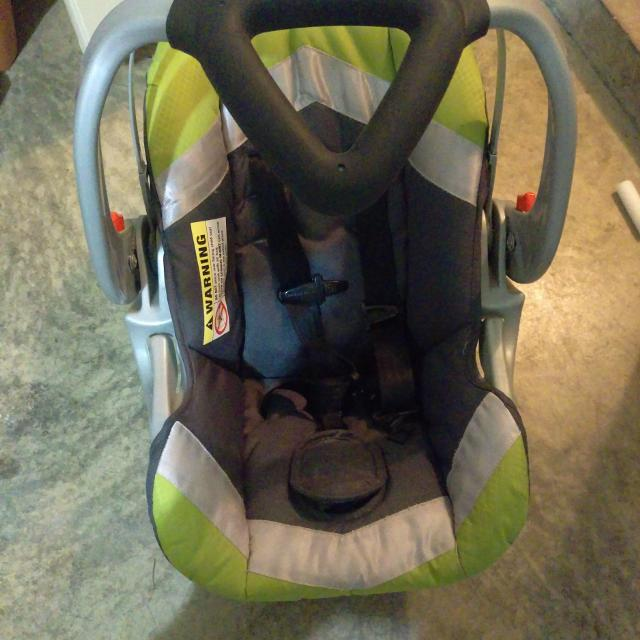 Find more Baby Trend Car Seat Missing Hood. Manufactured In 2010 But