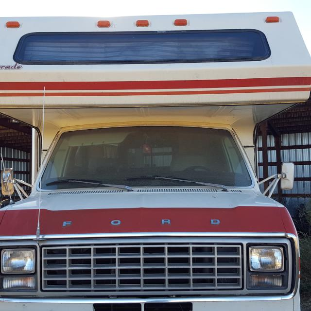 Find More 1979 Ford El Dorado Class C Motorhome For Sale