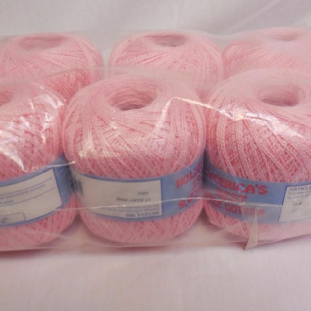 Find More Americas Best Perle Cotton Size 5 Crochet Thread New For