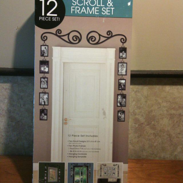 Find more Hanging Scroll And Frame Set...12 Pieces, New Great Family ...