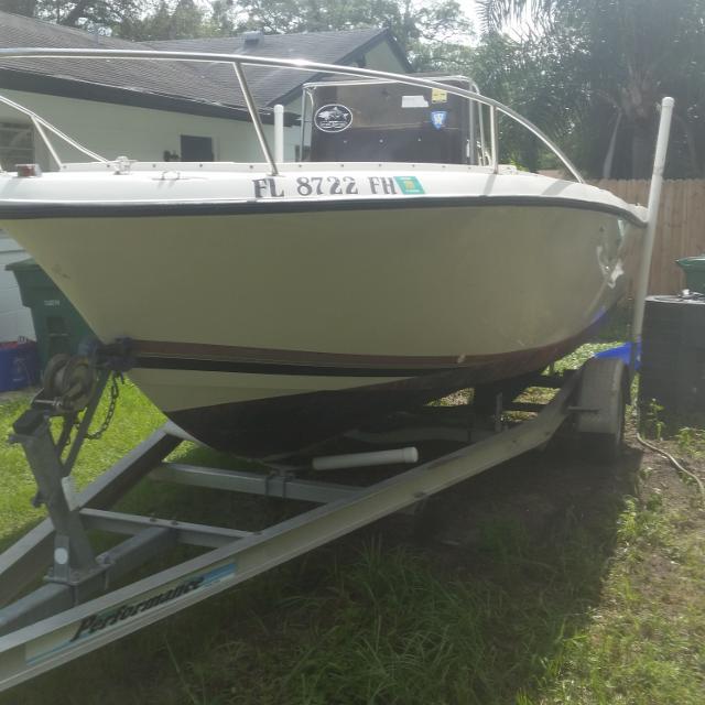 18 ft cc 90 donzi 97 Johnson ocean pro 150