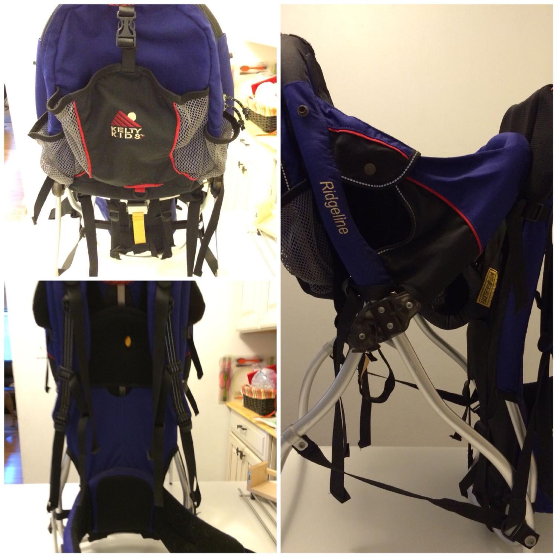 a4844edc2e4 Kelty Ridgeline Backpack Baby Carrier- Fenix Toulouse Handball