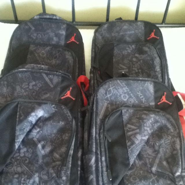 63e62a357bf Best Jordan Backpacks For Sale For $35 for sale in Visalia, California for  2019