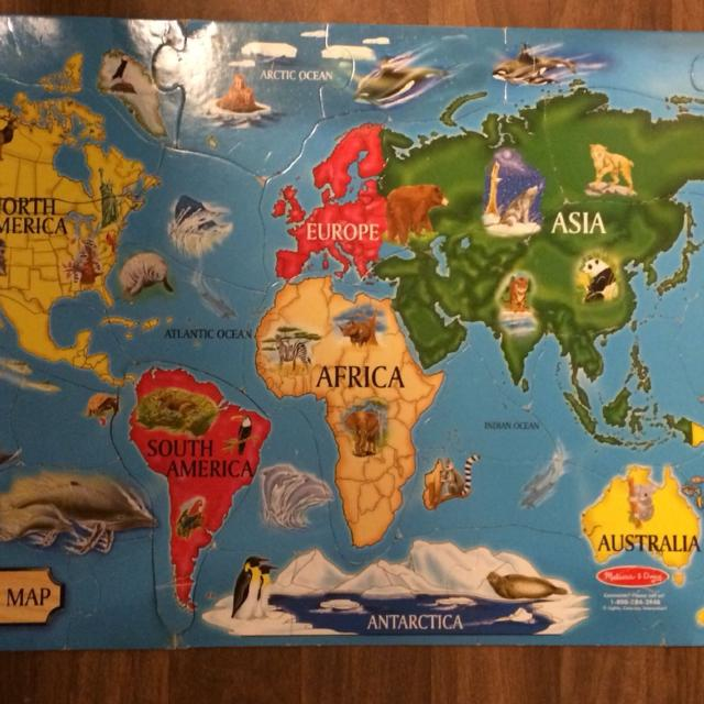 Find more melissa doug world map floor puzzle xposted for sale at melissa doug world map floor puzzle xposted publicscrutiny Choice Image