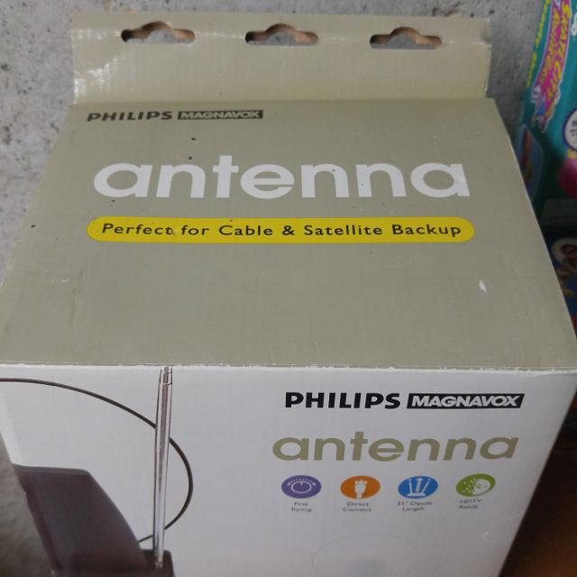 Find More Nib Philips Magnavox Antenna For Sale At Up To 90 Off