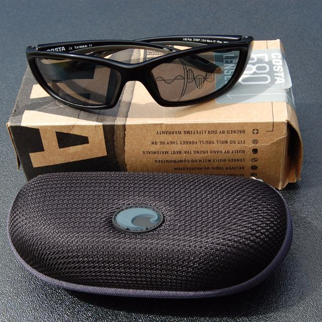c38c1001a23 Find more Costa Man-o-war Sunglasses With 580 Lenses. Includes Box ...
