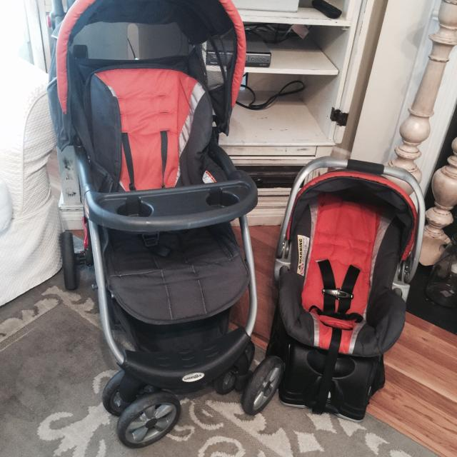 Babies R Us Car Seat Strollers Combo Gently Used Condition