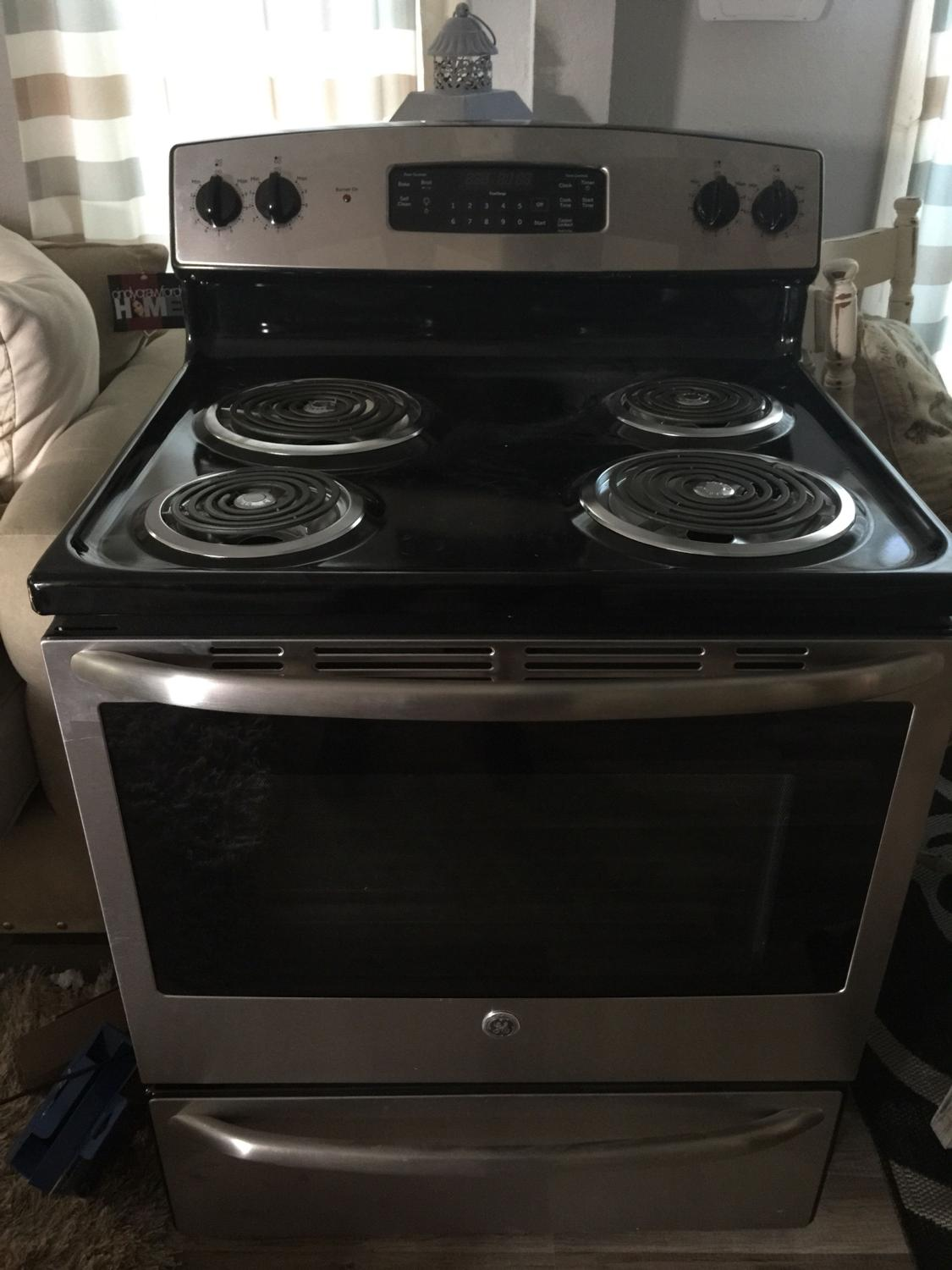 Best New Electric Ge Stove For