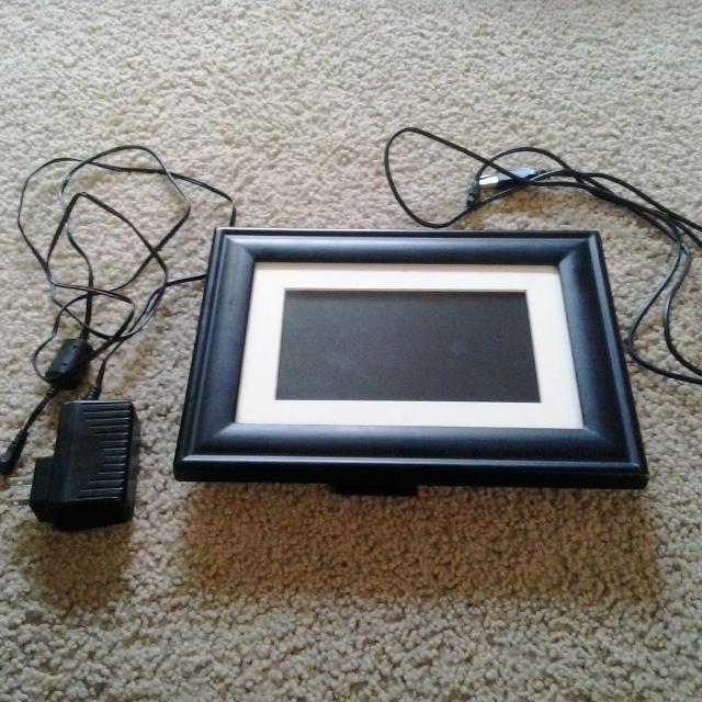Find More Pandigital 7 Inch Lcd Digital Picture Frame For Sale At Up