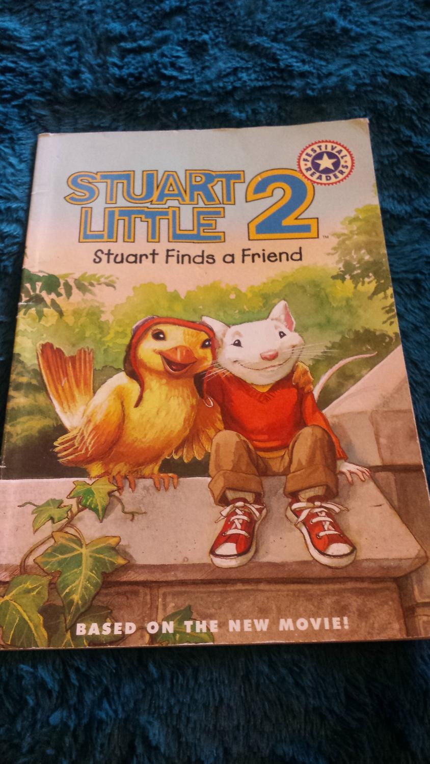 Find more Stuart Little 2 Stuart Finds A Friend Early Reader for sale at up  to 90% off