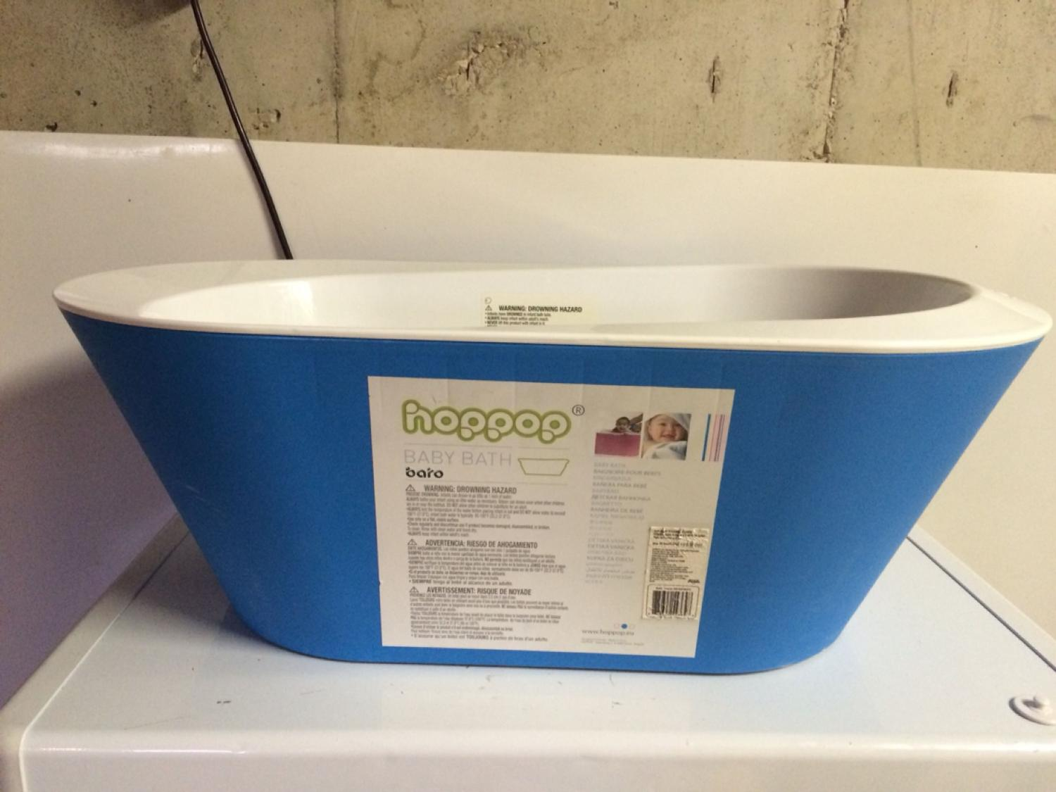 Find more Hoppop Baby Bath Tub for sale at up to 90% off