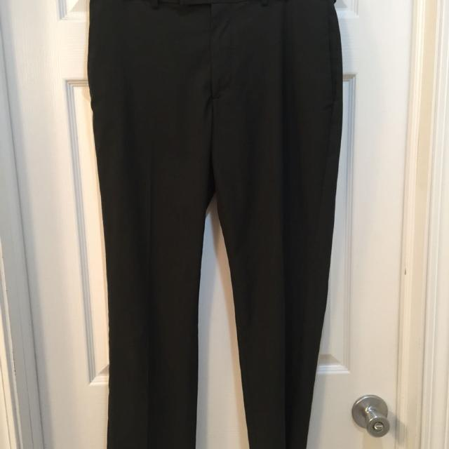Find More Mens Black Dress Pants 32x 30 Good Used Condition