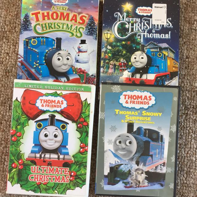 euc thomas friends christmas movies merry christmas thomas thomas snowy surprise