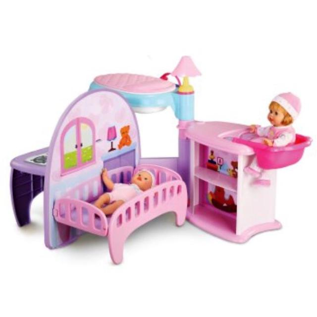 Fisher Price Little Mommy All In One Nursery Play Center