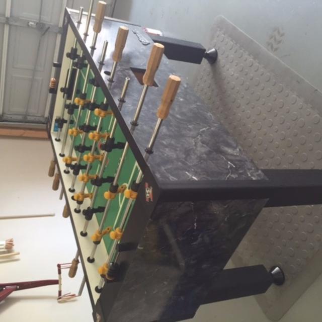 Best Tornado Storm Ii Foosball Table For Sale In Houston Texas For - Foosball table houston