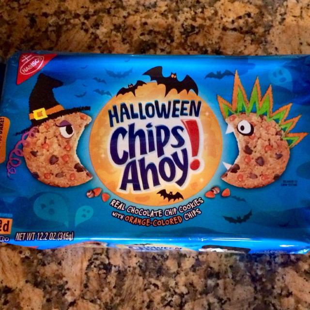 chips ahoy halloween cookies
