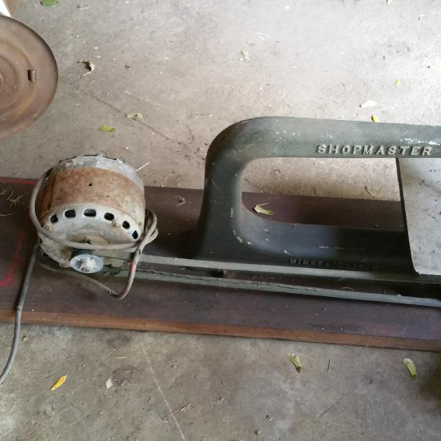 Antique Scroll Saw: Find More Vintage Shopmaster Scroll Saw For Sale At Up To