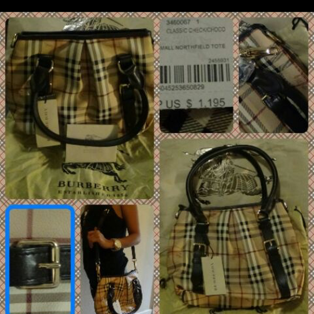 Best Brand New Burberry Handbag for sale in Cypress, Texas for 2019 a3edea98b6
