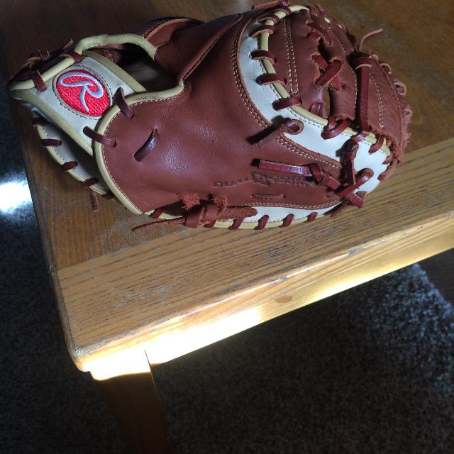 06a001b6819 Best  price Reduction   75 Rawlings Gold Glove Elite Catchers Mitt for sale  in Ellensburg