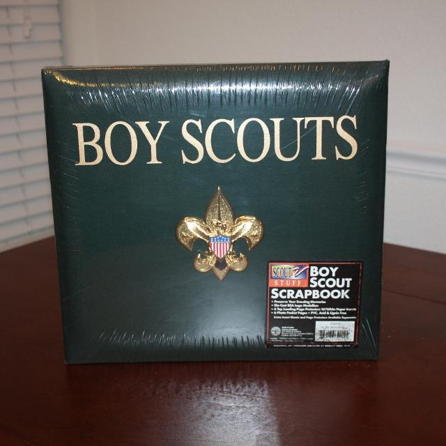 Find More 12x12 Boy Scout Album For Sale At Up To 90 Off