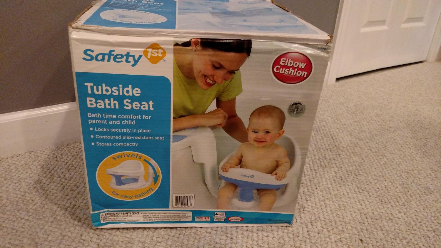 Find more Safety 1st Tubside Bath Seat for sale at up to 90% off