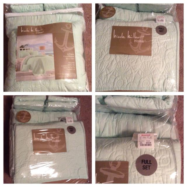 Find More Reduced Nicole Miller Home Brand New Queenfull Light