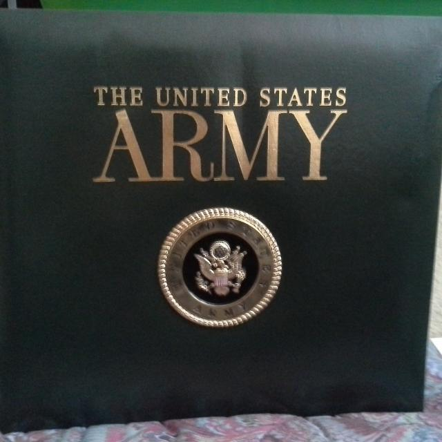 Best Army Scrapbook For Sale