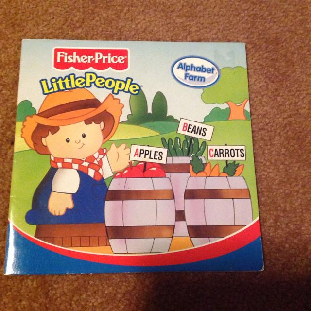 Find more Fisher-price. Little People. Alphabet Farm for sale at up ...