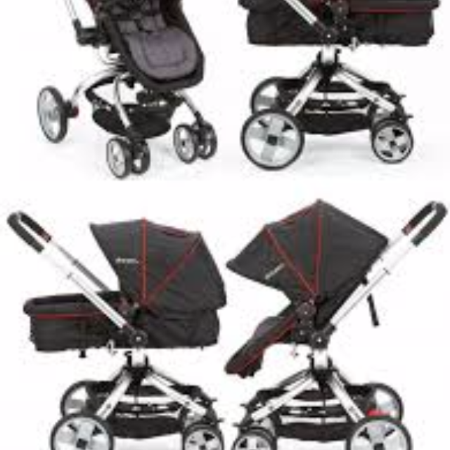 Find more First Year Wave Stroller , Comes With Universal Carseat ...