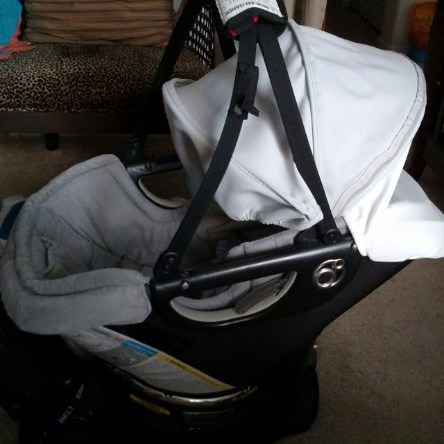 Find more Orbit G2 Infant Car Seat With Base. Manufactured 2012 ...