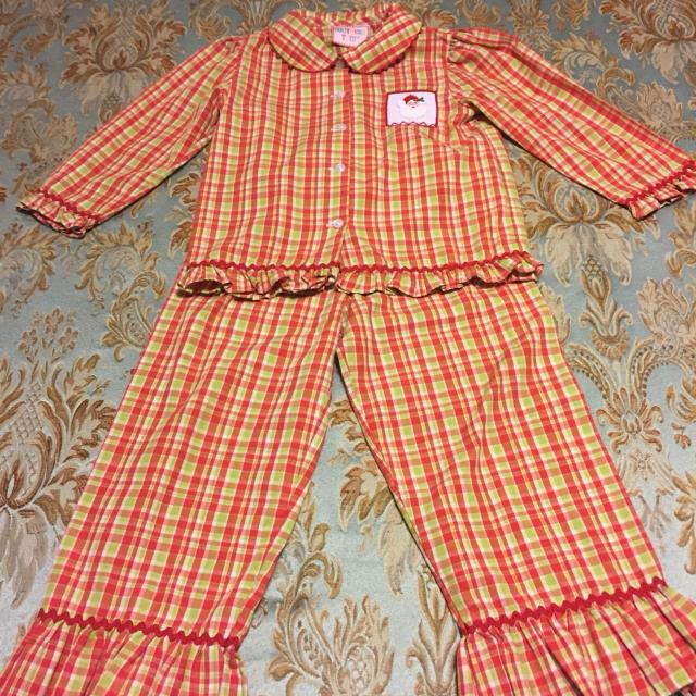 c33f64f4d8 Find more Southern Tots Girls Christmas Pajamas. Size 5t. Asking  15 ...