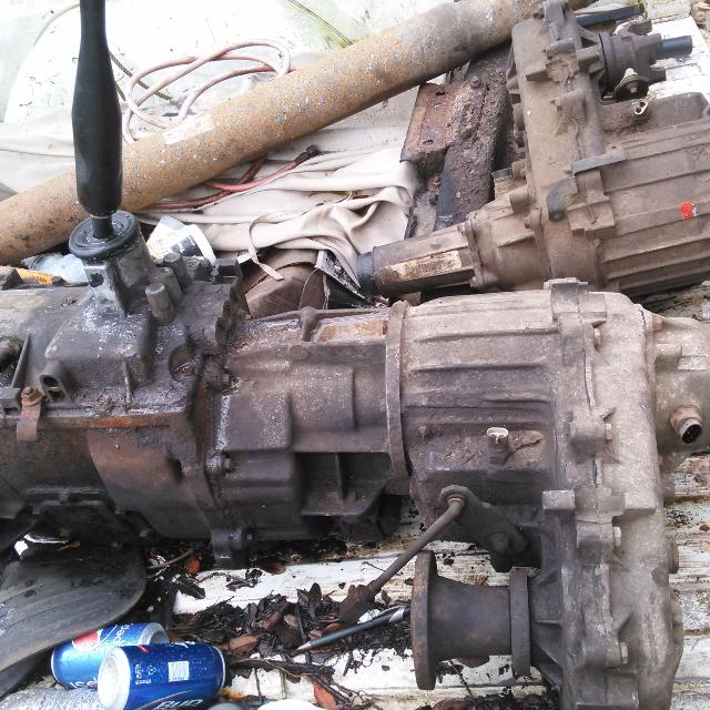 95 silverado 4x4 transmission