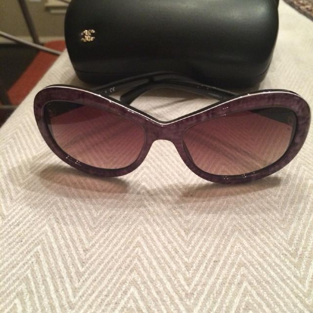 cc66c446ad Find more Chanel Sunglasses New In Box And Case From Saks Fifth ...