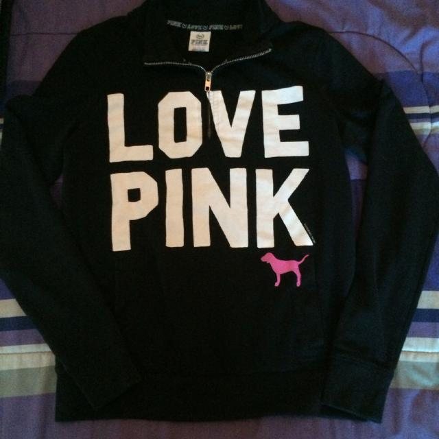 Find more Black Victoria Secret Pink Sweater for sale at up to 90 ...
