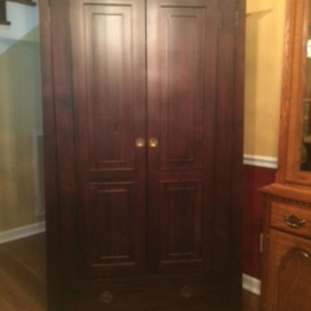 Pier 1 Shanghai Armoire - Find More Pier 1 Shanghai Armoire For Sale At Up To 90% Off - Mt