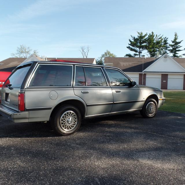 Best 1983 Chevy Cavalier Station Wagon. Very Nice! for ...