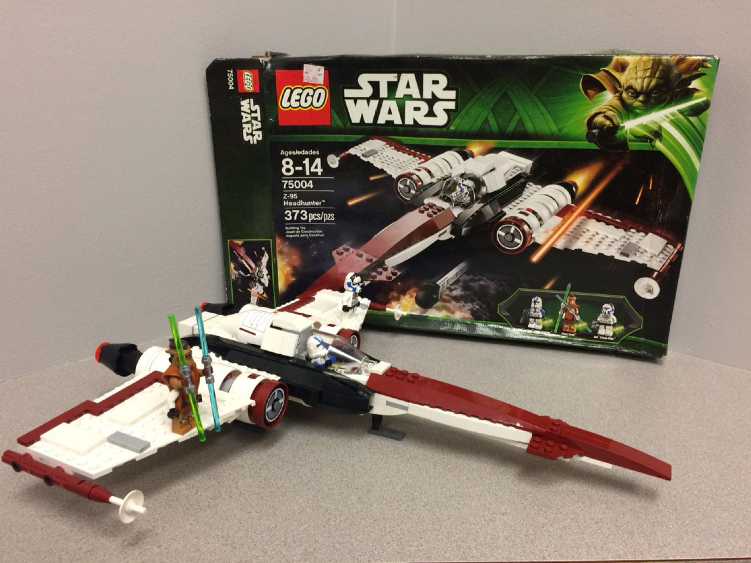 Find More Lego Star Wars Z 95 Headhunter Set 75004 For Sale At Up To