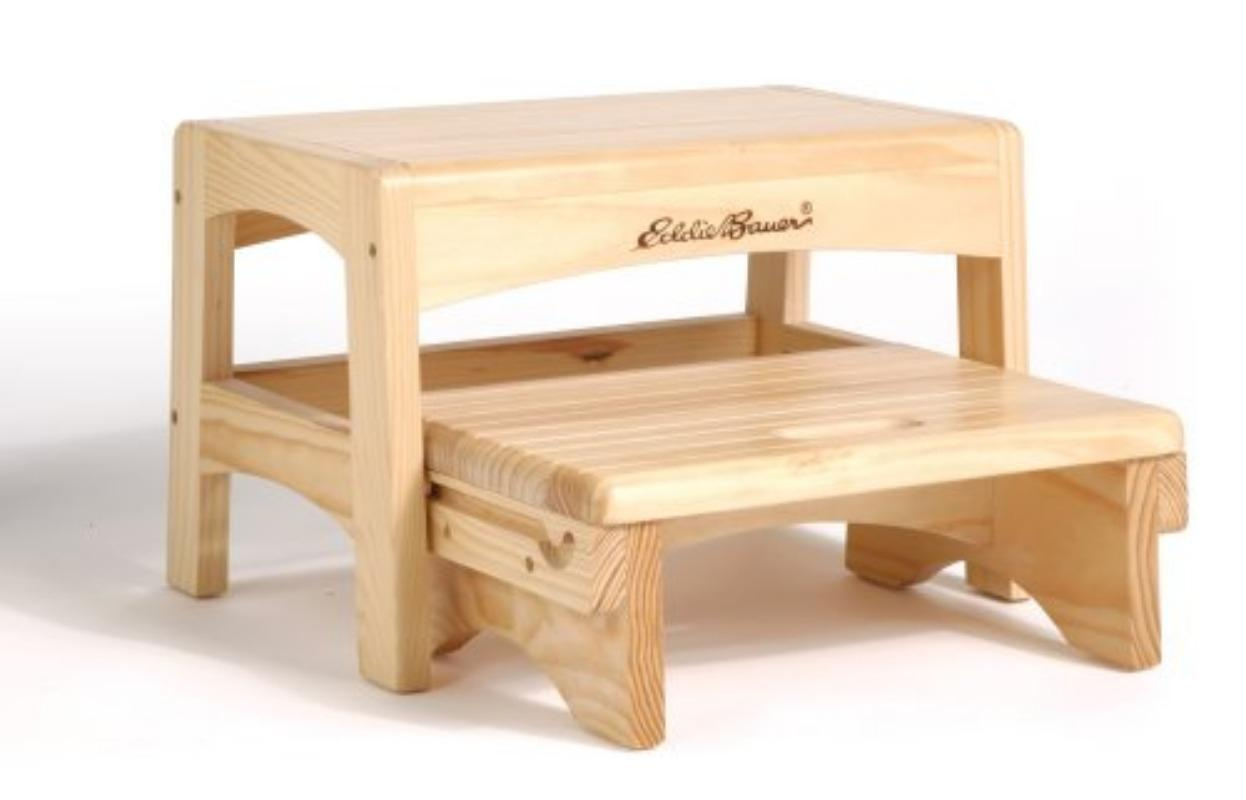 step folding youtube wooden watch stool