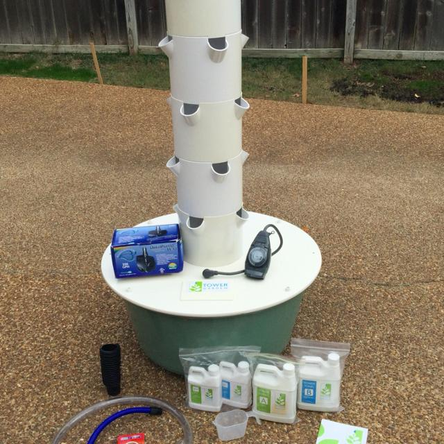 Find More Juiceplus Tower Garden Never Used 175 For Sale At Up To 90 Off