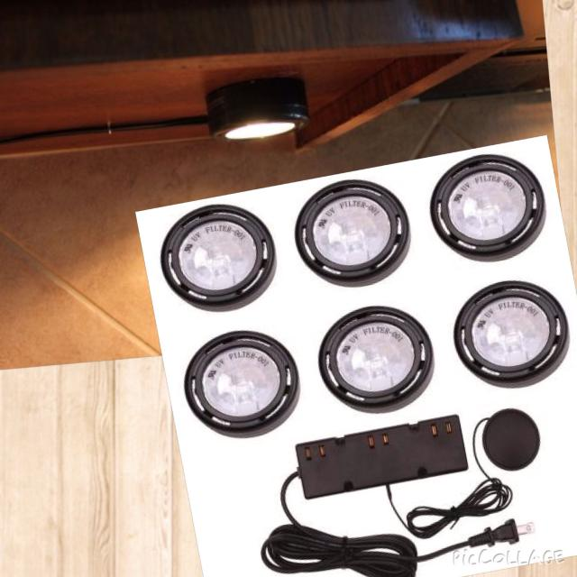 Find more hampton bay 6 light black under cabinet xenon puck light hampton bay 6 light black under cabinet xenon puck light kit mozeypictures Image collections