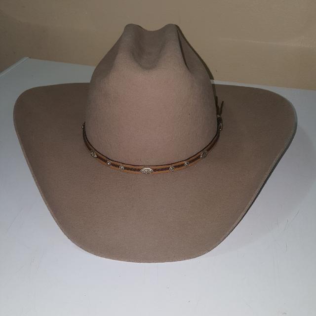 fa26f7363625d0 Best Men's Tan Felt Cowboy Hat-3x Beaver Blend for sale in Colorado  Springs, Colorado for 2019