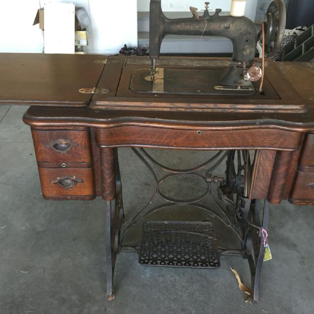 Find More Antique New Home Sewing Machine For Sale For Sale At Up Custom New Home Sewing Machine Antique