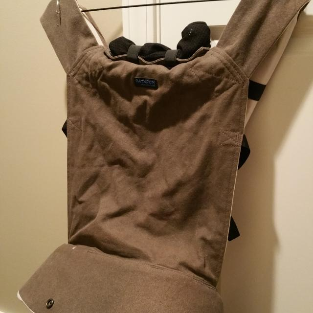 Like New Patapum Baby Carrier Toddler Size 12 36 Mos