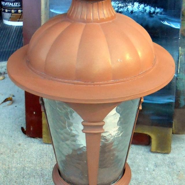 Find more hampton bay lamp post light for sale at up to 90 off hampton bay lamp post light aloadofball Gallery