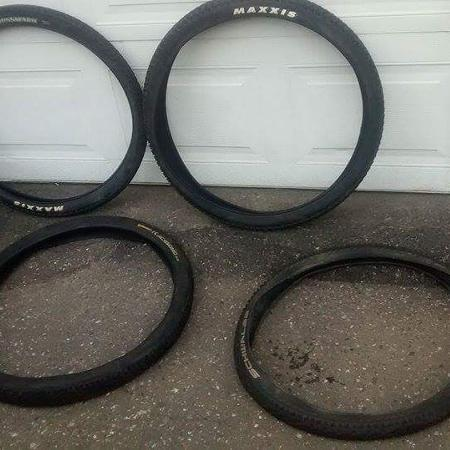 Used, Mountain bike tires for sale  Canada