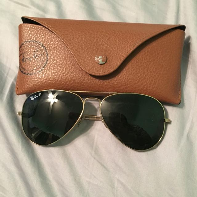 40713b82aaa9 Best Ray Ban Aviator Classic Polarized Sunglasses for sale in Marietta,  Georgia for 2019