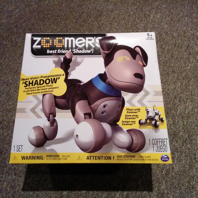 Find More Zoomer Puppy Shadow Price Drop For Sale At Up To 90 Off